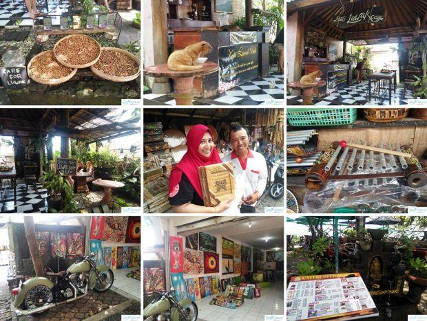 Percutian Tanah Lot Bali Indonesia