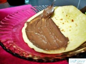 Resepi Lempeng Nutella Anak Sarjan