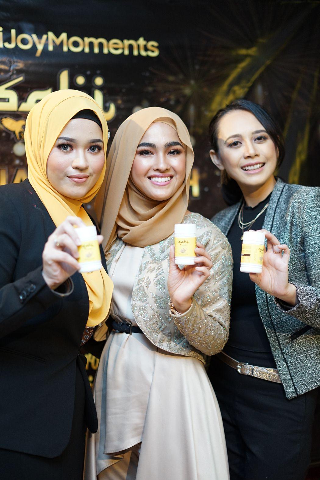 SAHI Produk Tablet Sarang Burung Pertama di Malaysia