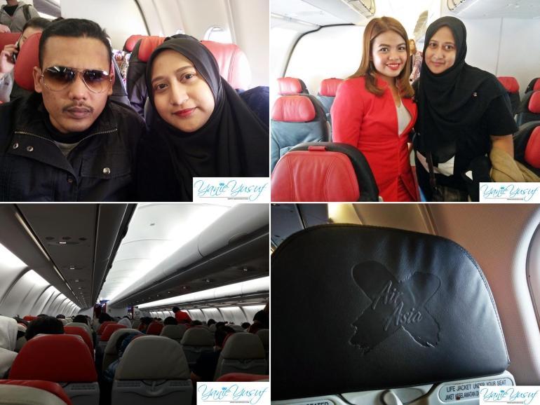 Pengalaman Terbang Bersama Airasia X