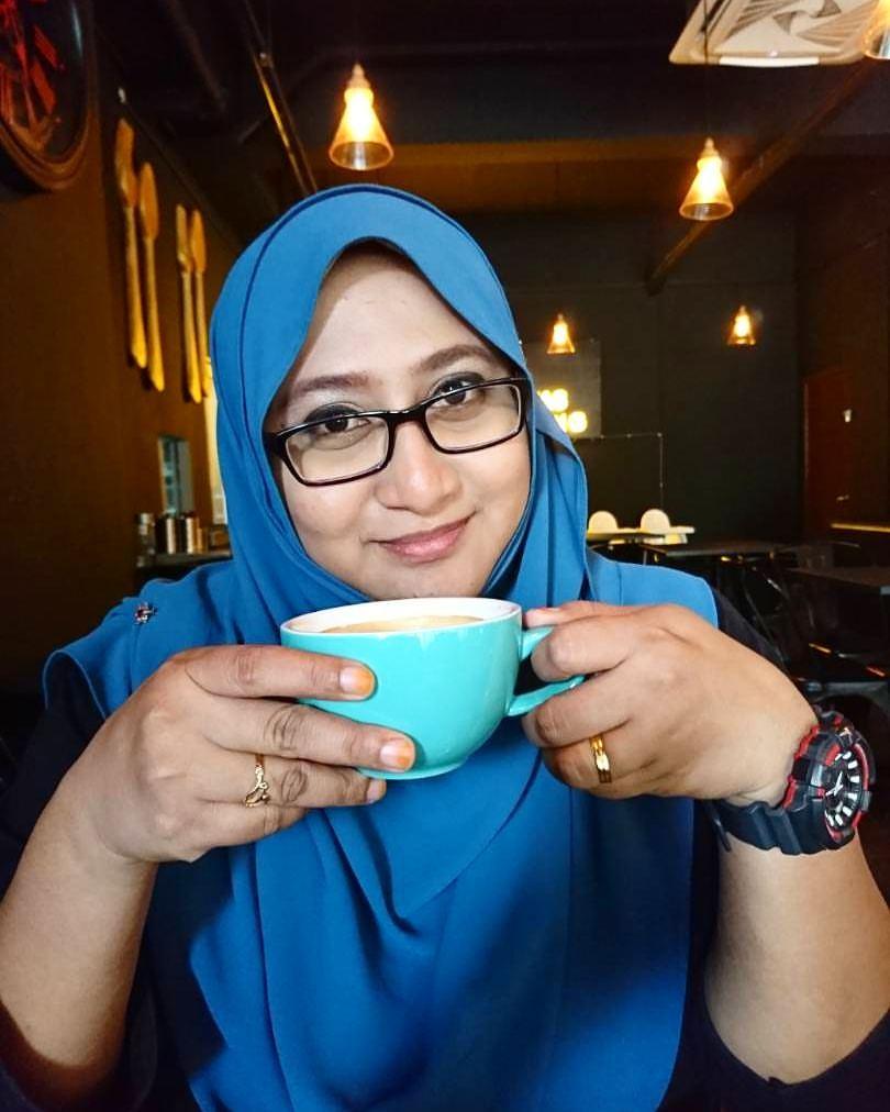 Kenikmatan coffee EL Ray Café, Damansara Damai