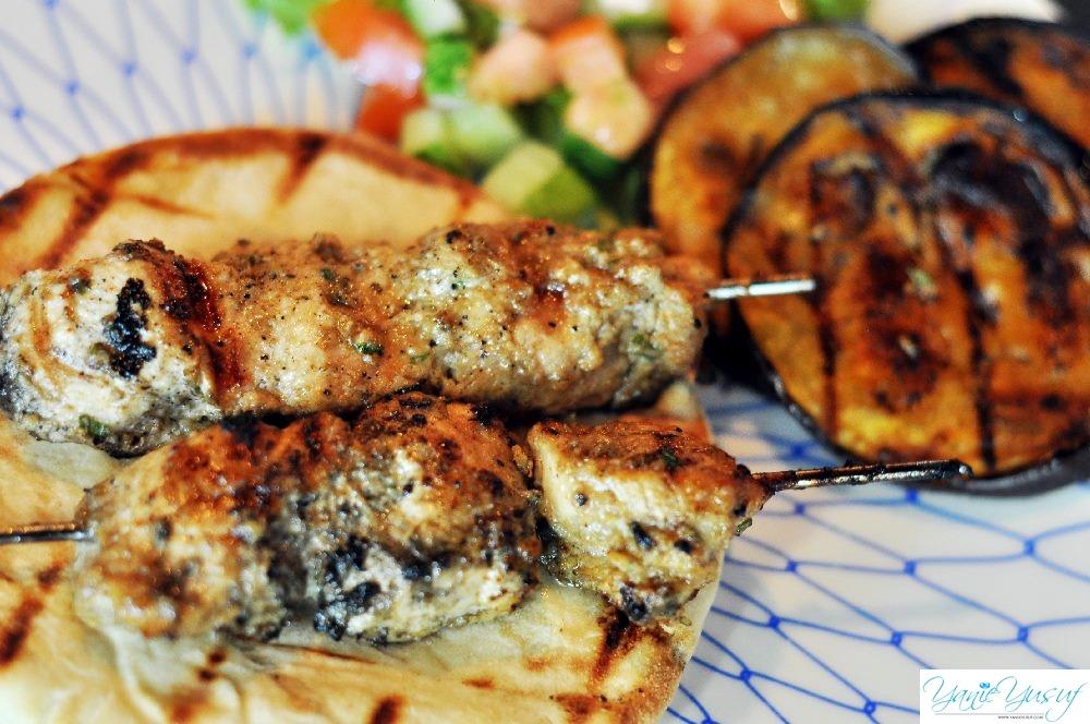 Kebab (Skewer) EL Ray Café, Damansara Damai