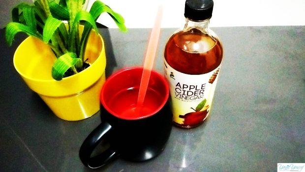 Surya Apple Cider Vinegar Melancarkan Sistem Penghadaman