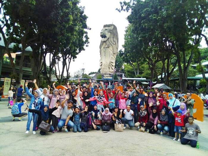 The Merlion (Father Merlion)