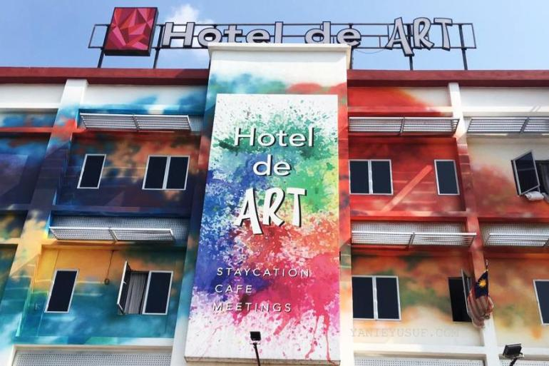 Hotel De Art i-City Shah Alam Seksyen7