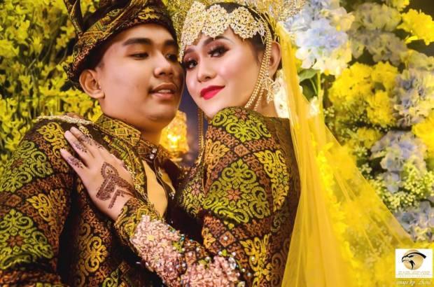 gambar perkahwinan Siti Jamumall yang ditaja RM500 Ribu
