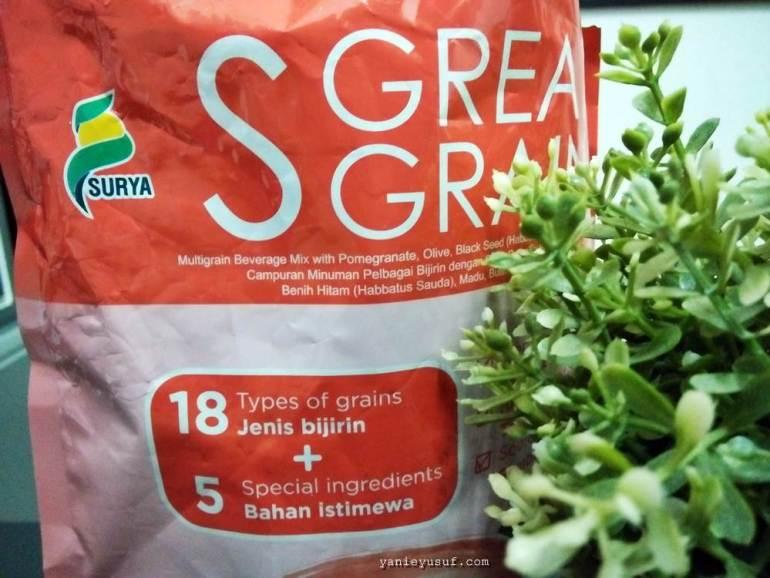 Surya S Great Grain