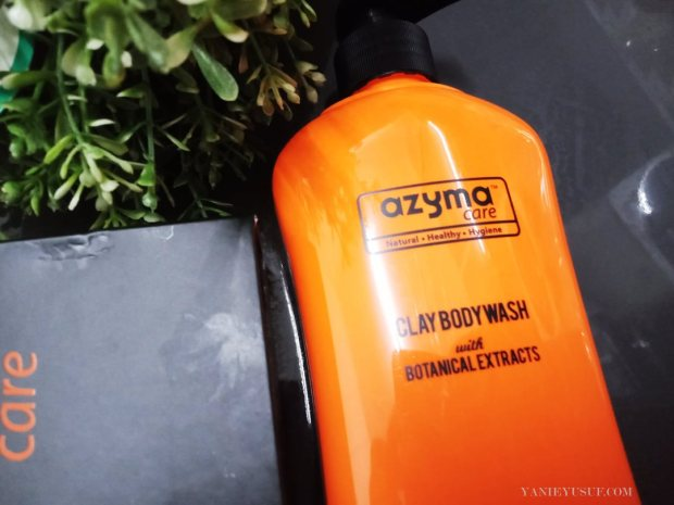 Azyma Care Clay Body Wash