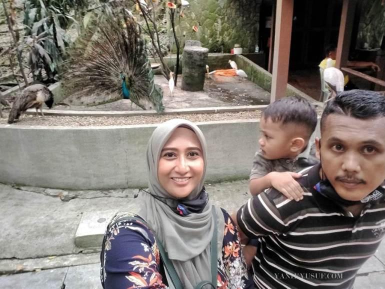 Bercuti di Hotel Kuala Lumpur dan Melawat Taman Burung