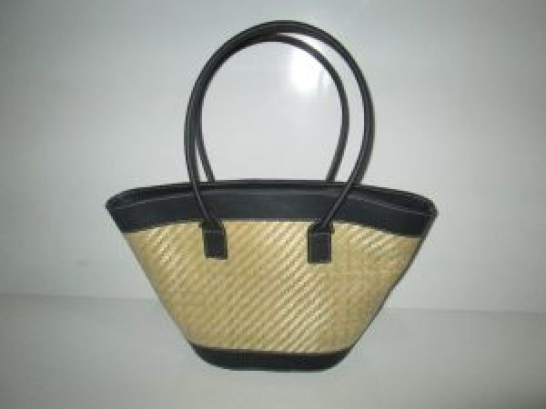 Natural Bamboo Handicraft - Exotic Bags