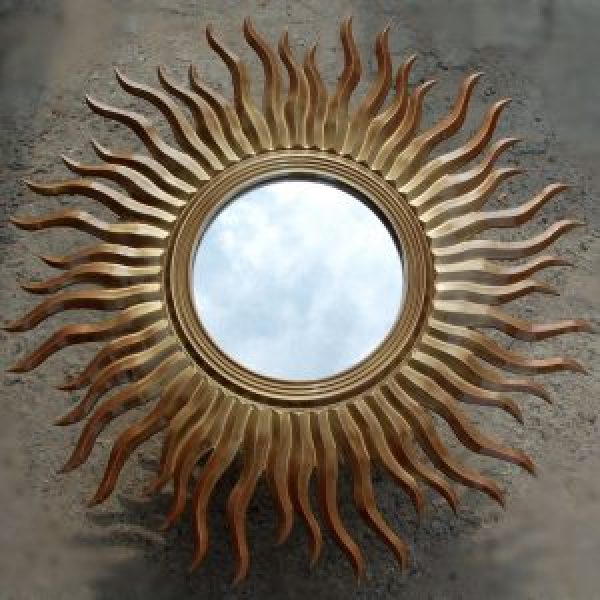 Sun Mirror Frames by @true_mirror
