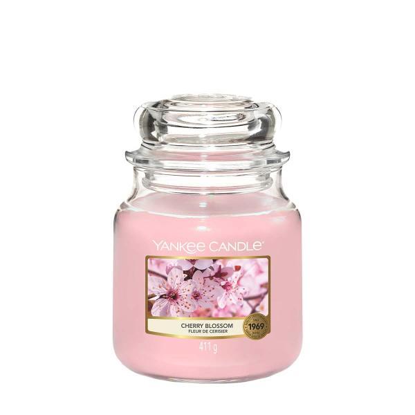 Chery Blossom Medium Classic Jar
