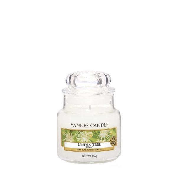 Linden Tree Small Classic Jar