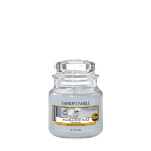 A Calm and Quiet Place Small Classic Jar