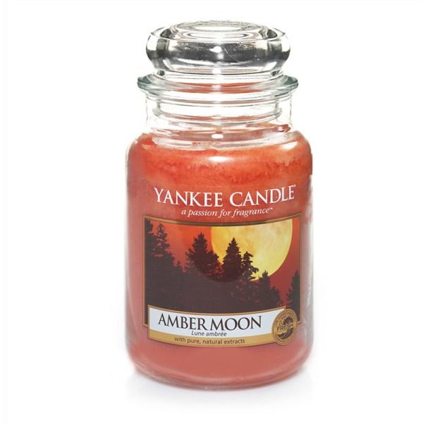 Yankee Candle Amber Moon Large