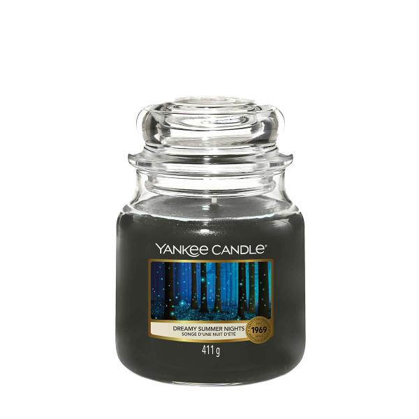 Dreamy Summer Nights Medium Classic Jar