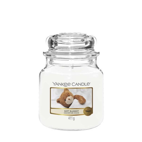 Soft Blanket Medium Classic Jar