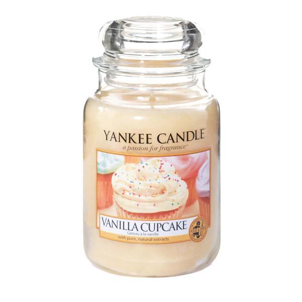 Vanilla Cupcake Large Classic Jar