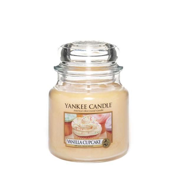 Vanilla Cupcake Medium Classic Jar