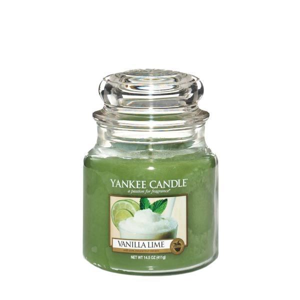 Vanilla Lime Medium Classic Jar
