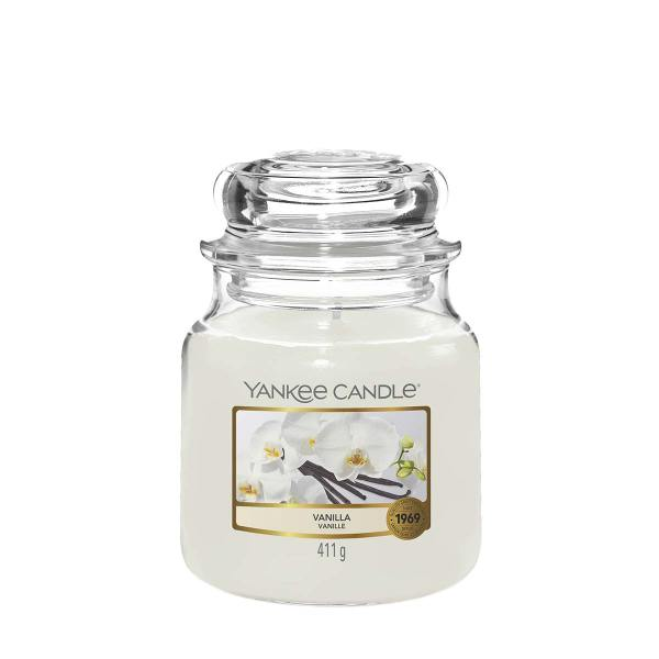 Vanilla Medium Classic Jar
