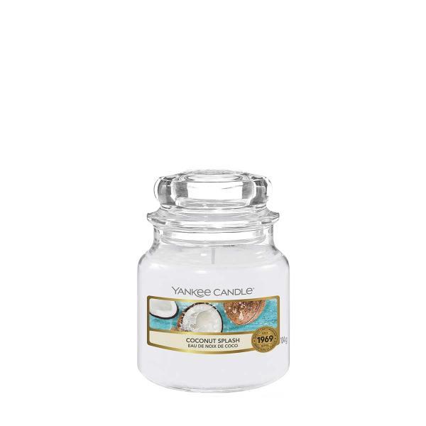 Coconut Splash Small Classic Jar