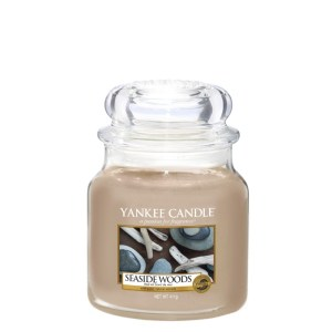Yankee Candle Seaside Woods Medium
