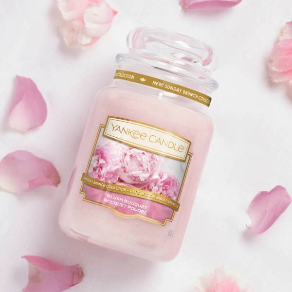 Blush Bouquet Yankee Candle - Photo 2