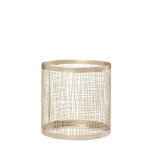 Jar-Holder-Claridge-Gold