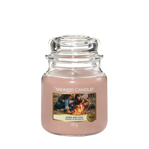 Warm and Cosy Medium Classic Jar 1629347E
