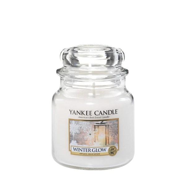 Winter Glow Medium Classic Jar