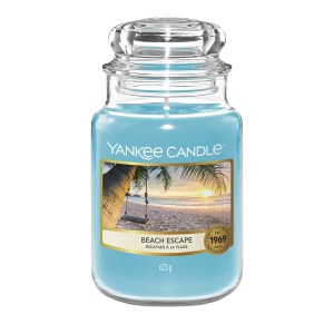 Beach Escape Large Jar