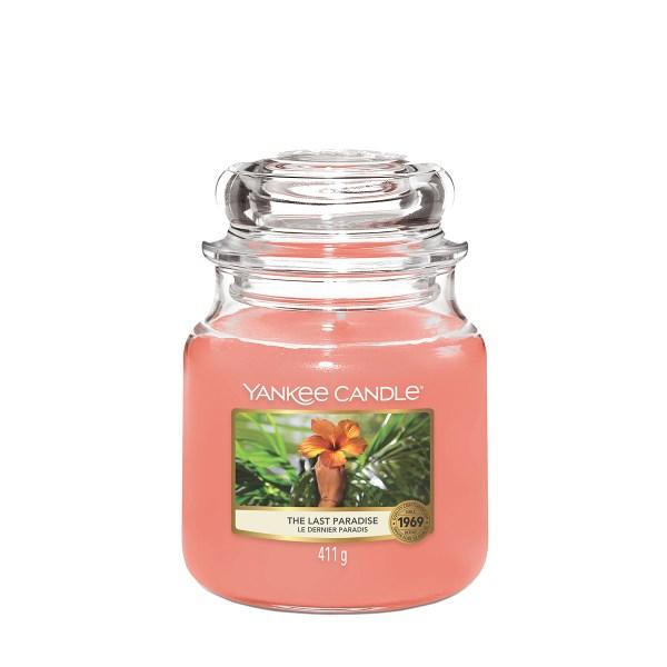 The Last Paradise Medium Jar