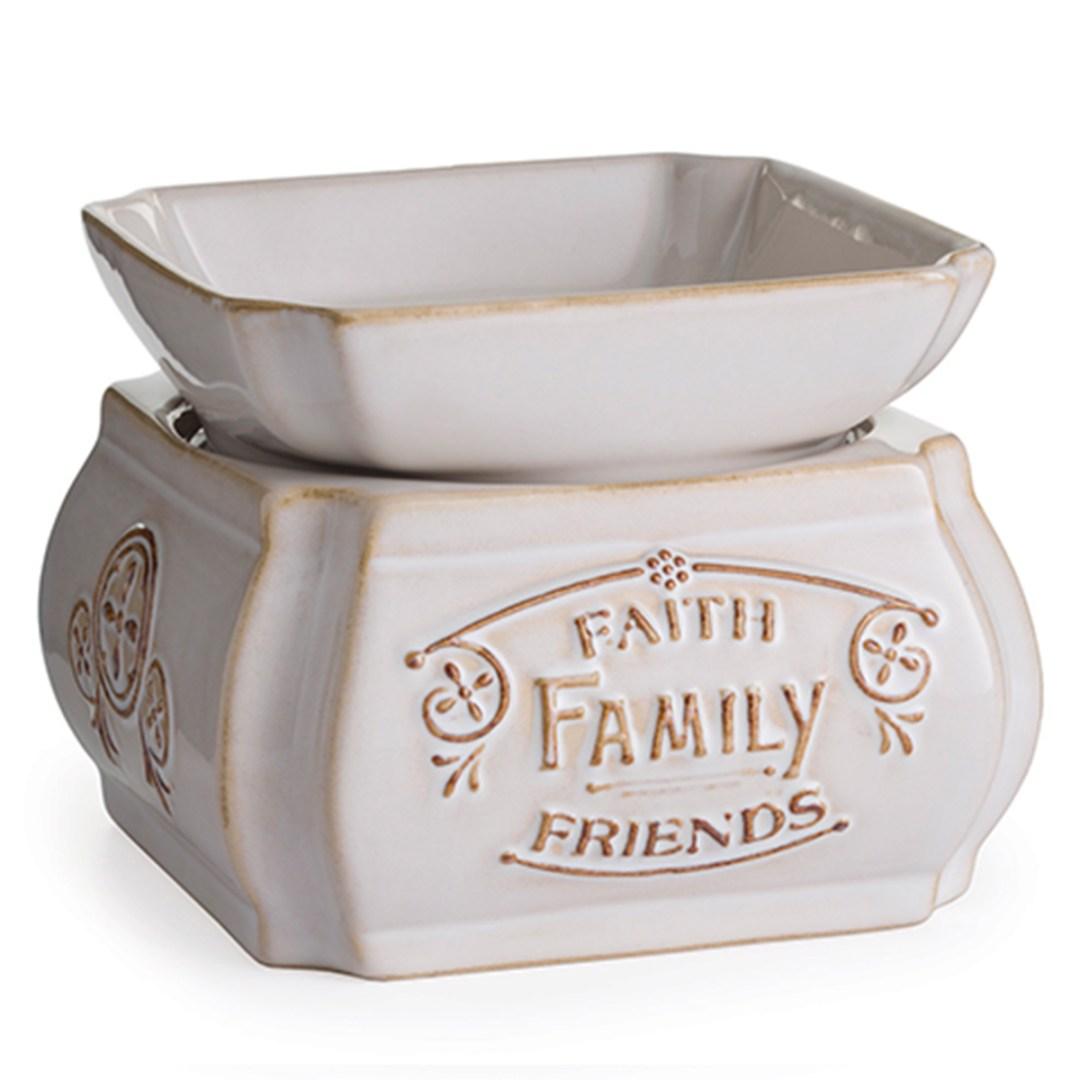Faith Family Friends Wax Warmer