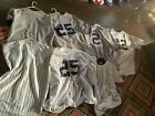 Lot of 7 New York Yankees jerseys, #25(2),Jeter #2,Mariano # 42, 3 extra size 48