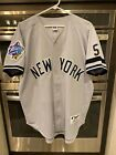 Authentic New York Yankees 1999 World Series Jersey DiMaggio Russell 44