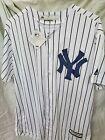 Aaron Judge #99 New York Yankees White Majestic Jersey MEDIUM