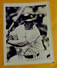 Thurman Munson New York Yankees Facsimile Autograph Photo