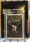 "Don Mattingly Signed Topps ""Project 2020"" Andrew Thiele Card #118 Yankees"