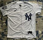 NEW YORK YANKEES DEREK JETER #2 JERSEY ADULT SIZE MEDIUM BRAND NEW WITH PATCHES