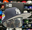 New York Yankees World Series 1999 59FIFTY New Era MLB Navy Blue Fitted Cap