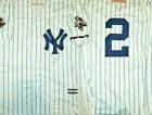 New York Yankees Derek Jeter Retro Pinstripe Mens XL Replica Baseball Jersey