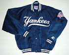 Vtg 80s NEW YORK NY YANKEES Diamond Collection STARTER Jacket MLB Baseball : MD