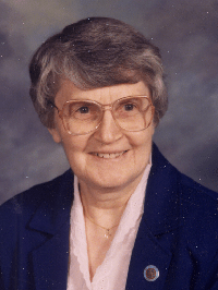 Yankton Benedictine Doris Oberembt