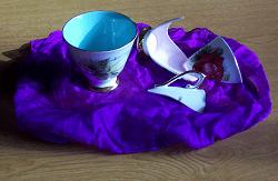 Yankton Benedictines Adult Prayer In Color Blue