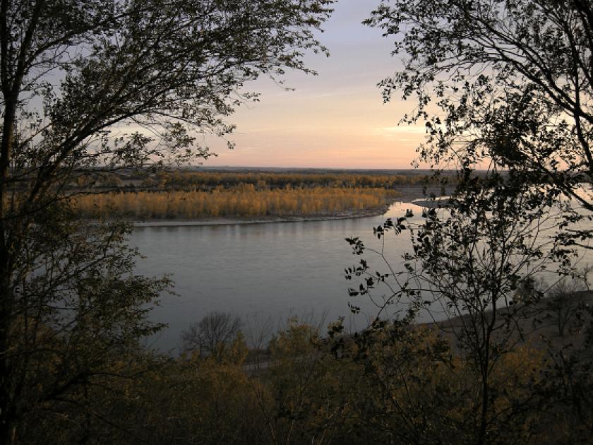 Yankton Benedictine Retreat Center Solitude, Personal Retreats scenic Missouri River