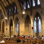 Yankton Benedictines Praying At Noon