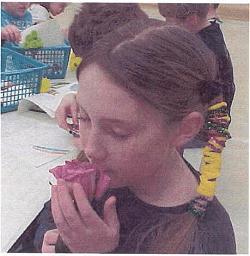 Yankton Benedictines Praying In Colors Children