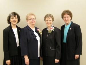 Jeanne Ranek Mildred Busch Golden Jubilee 2014