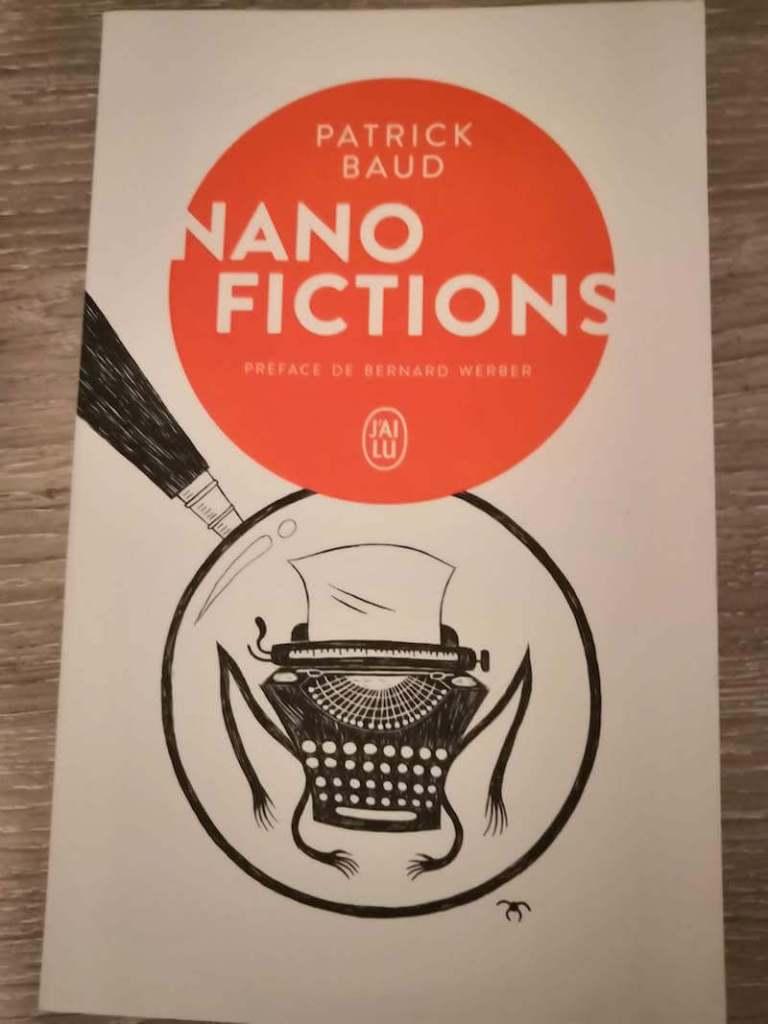 couvertures du livre de Patrick Baud : Nano Fictions